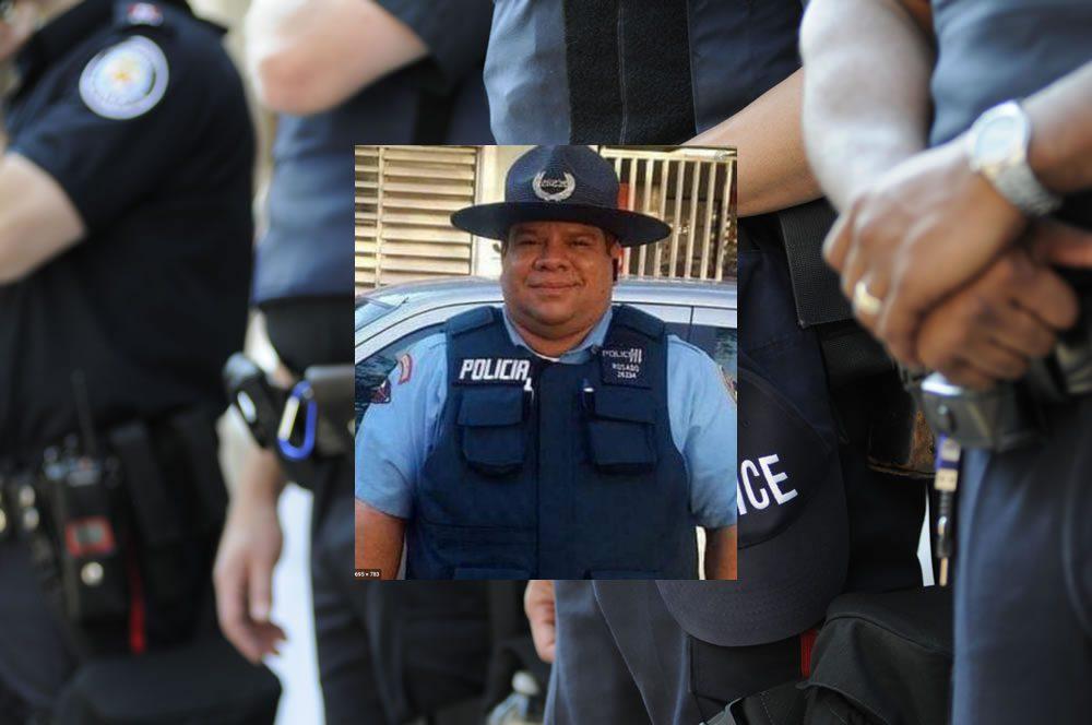 In Memory of Agent Juan Rosado-López