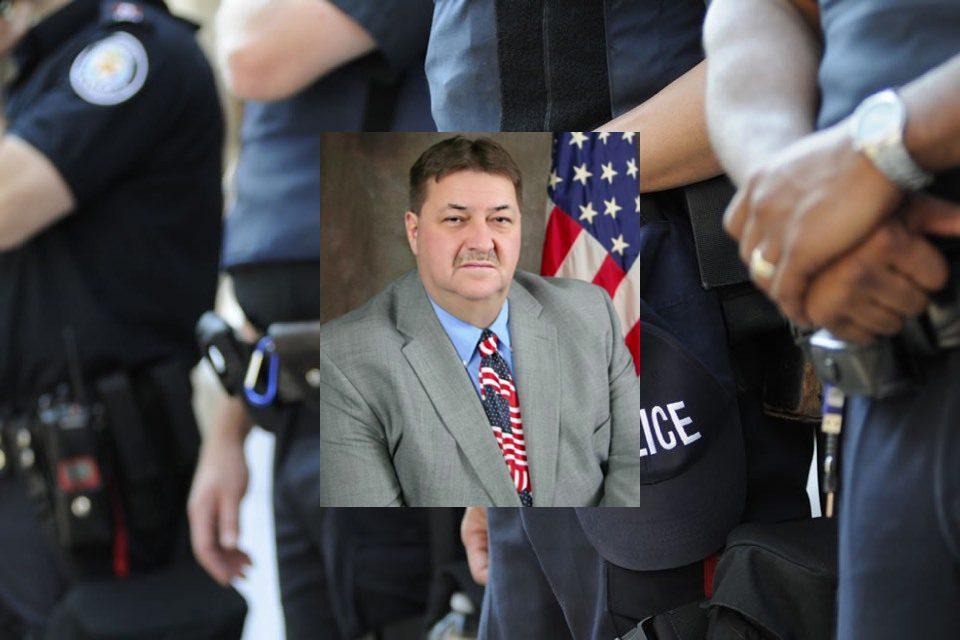In Memory of Chief of Police Tony M. Jordan