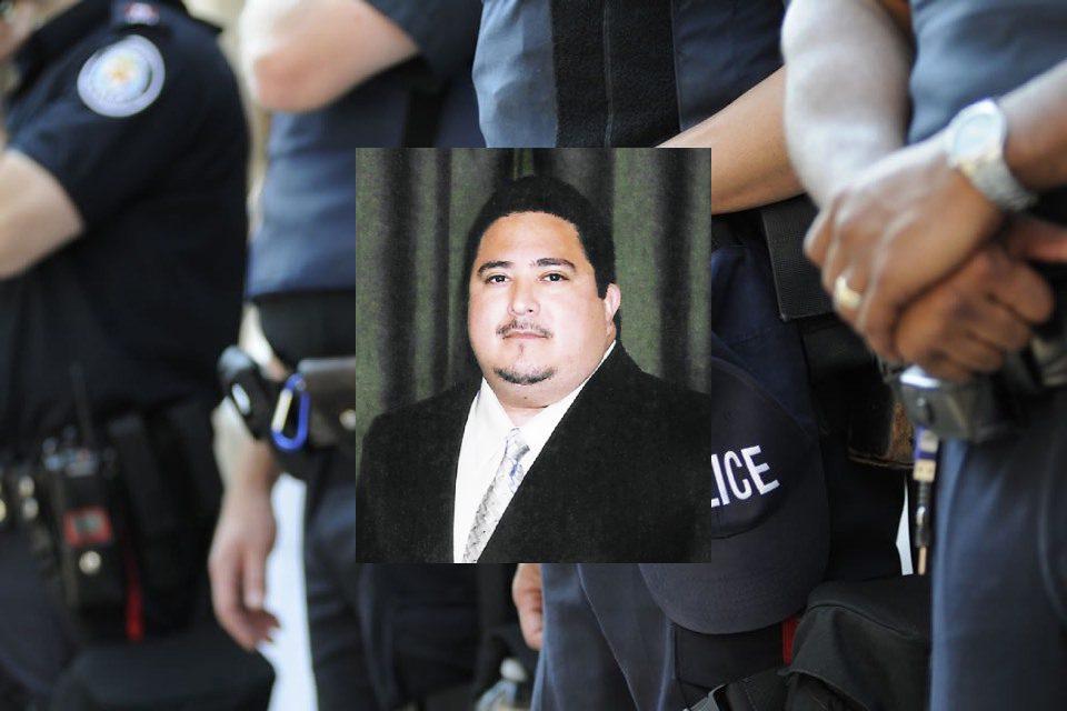 In Memory of Detention Officer Robert Perez