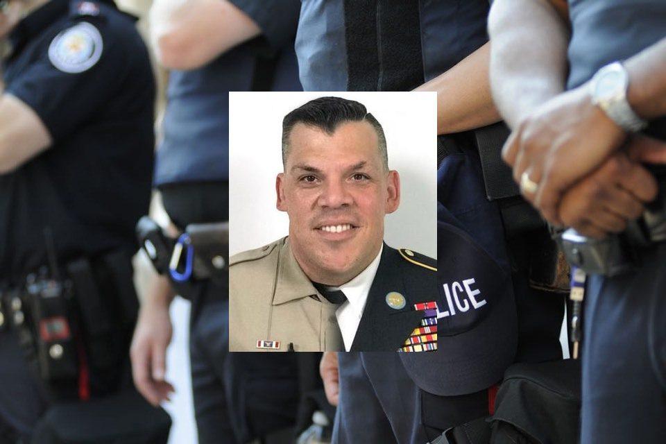 In Memory of Police Officer Horacio Dominguez