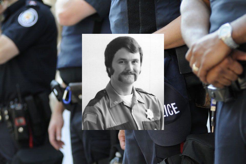 """In Memory of Deputy Sheriff Stanley """"Allen"""" Burdic"""