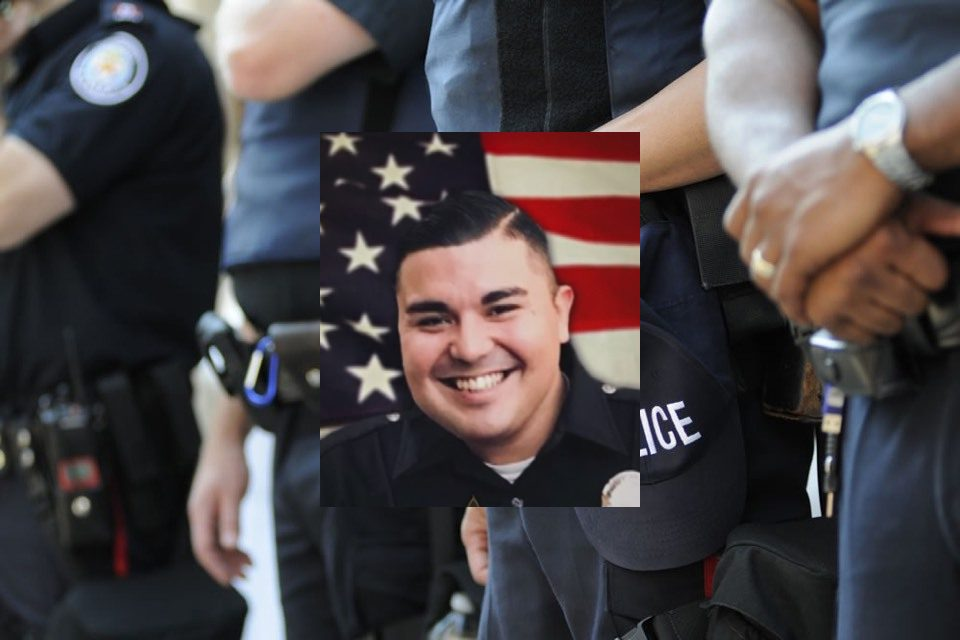 In Memory of Police Officer II Jose Anzora
