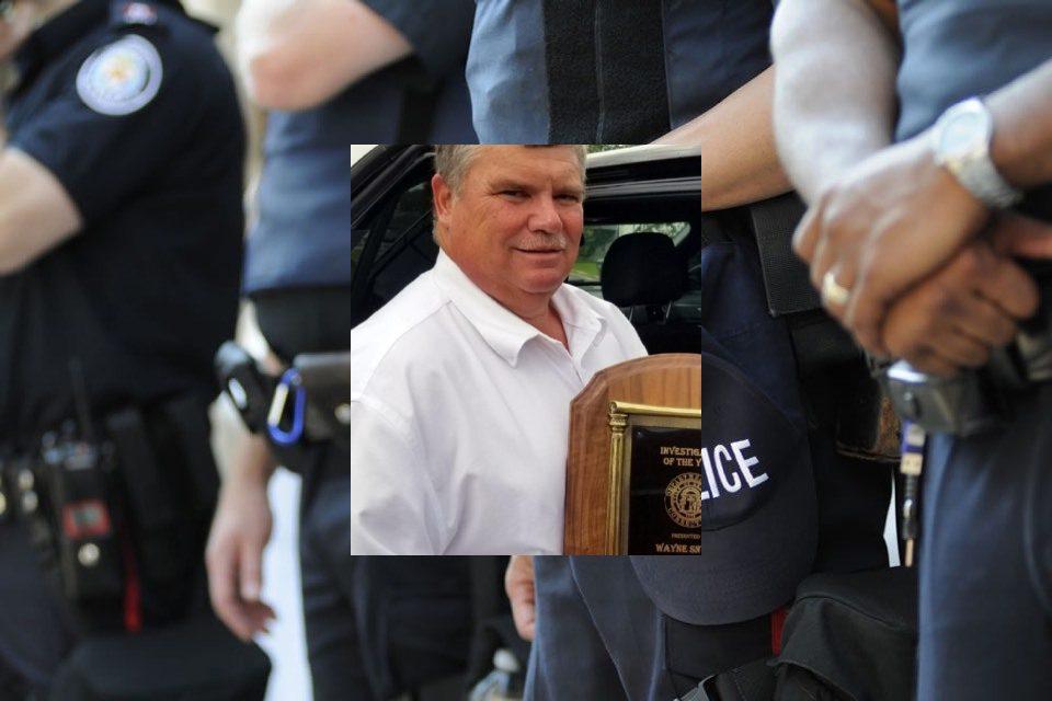 In Memory of Special Agent Wayne Douglas Snyder