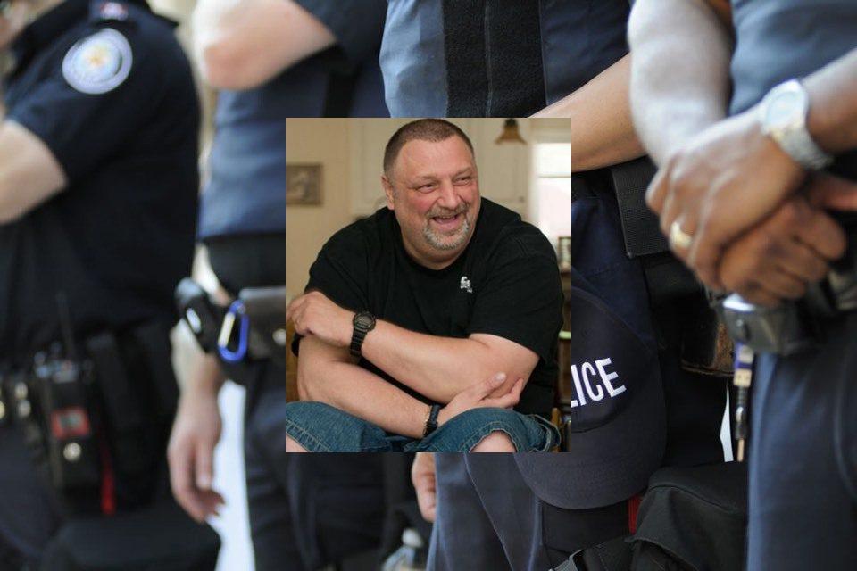 In Memory of Police Officer David Parde