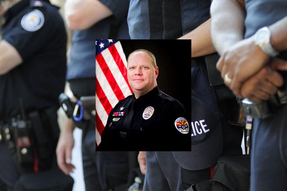 In Memory of Police Officer Tyler Britt