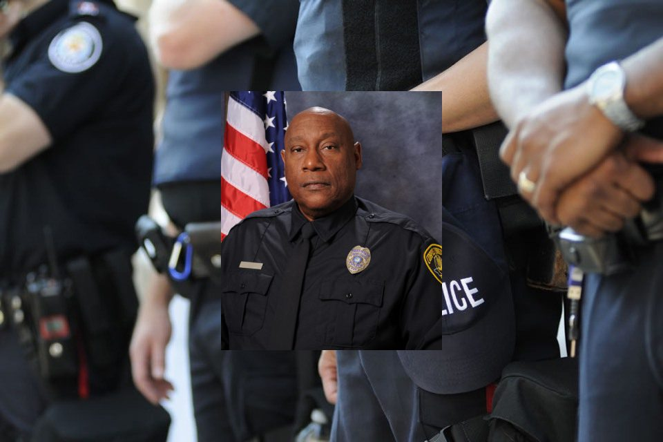 In Memory of Senior Police Officer Charlie Williams, Jr.