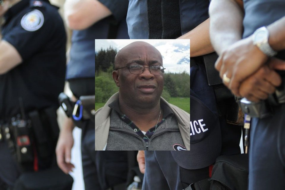 In Memory of Corrections Officer Onochie Sunday Ikedionwu
