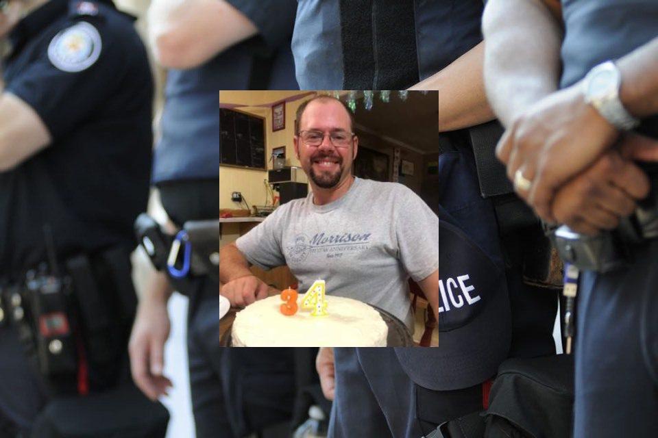 In Memory of Deputy Sheriff Stephen Jones