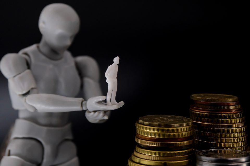 Bias detection when developing AI algorithms
