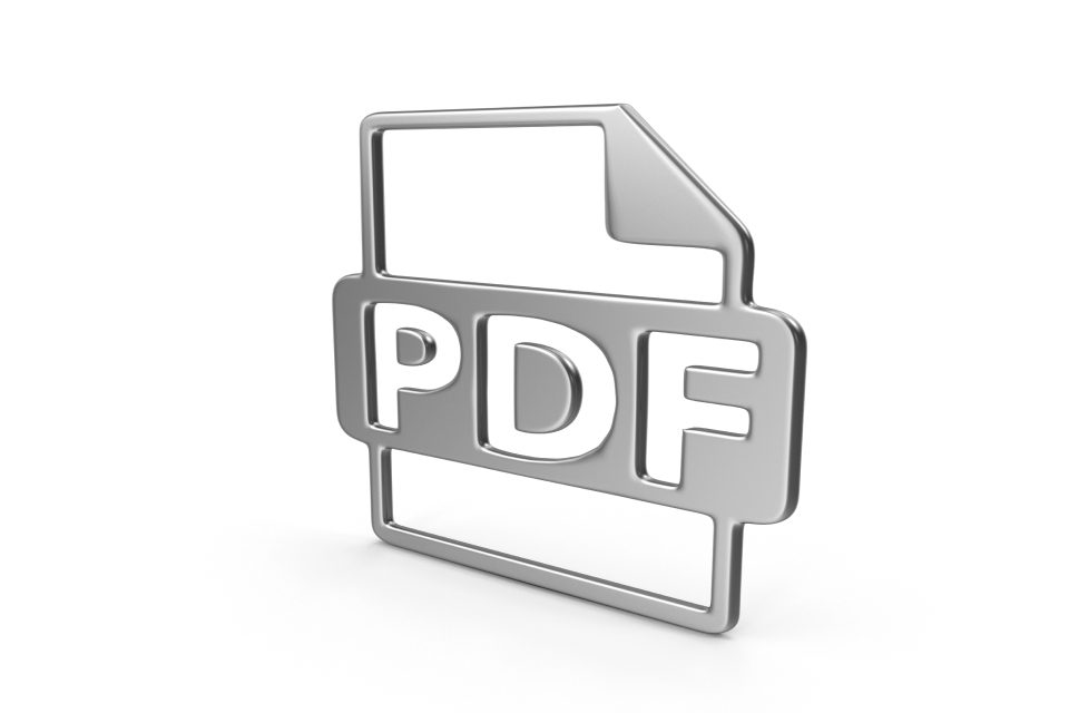 How to redact personal information from PDF documents?