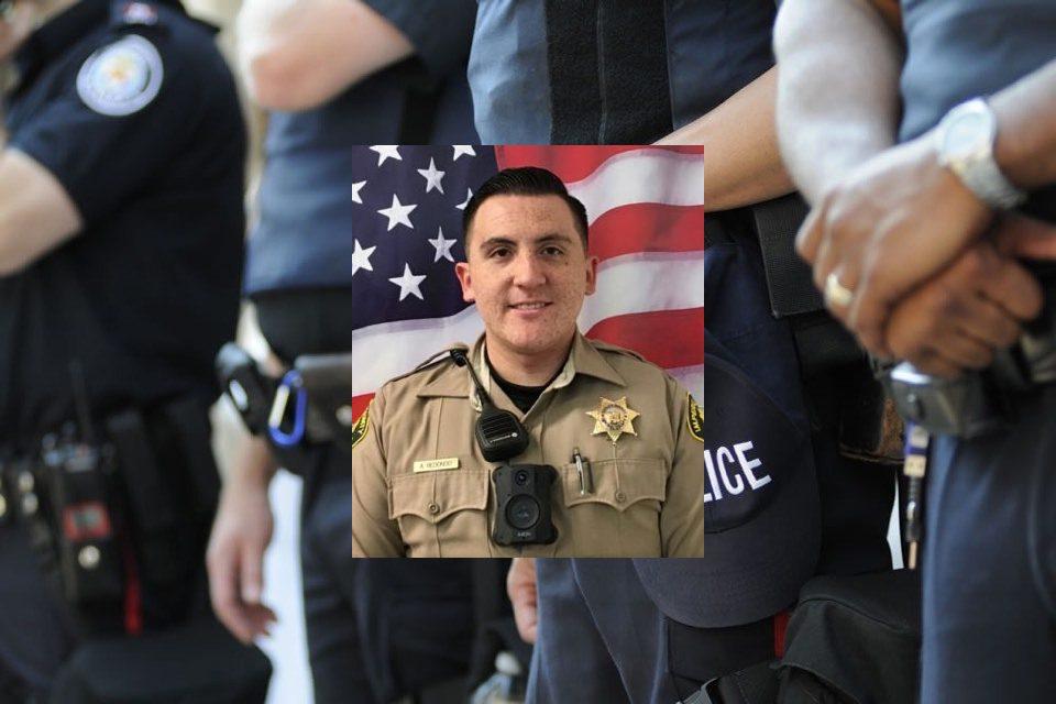 In Memory of Deputy Sheriff Anthony Redondo