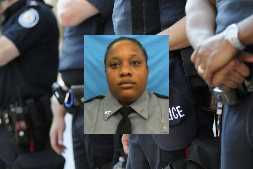 In Memory of Correctional Officer Trainee Whitney Cloud
