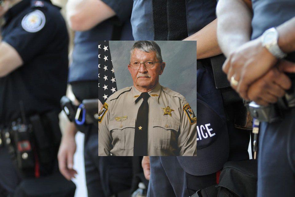 "In Memory of Deputy Sheriff Harry ""Buddy"" Hutchinson"