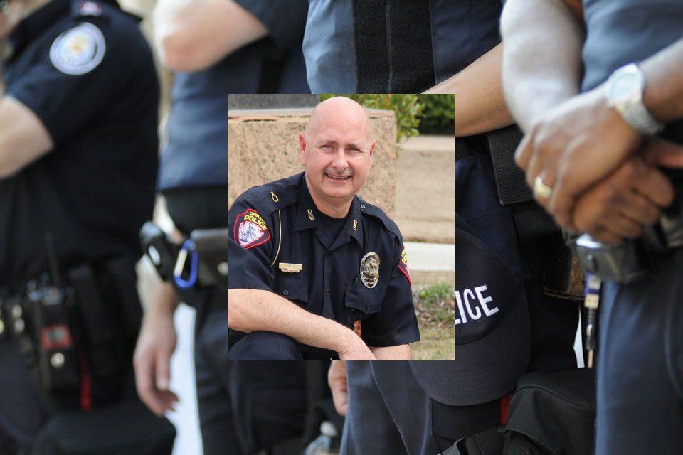 """In Memory of Patrol Officer Edgar """"Buddy"""" Pales, Jr"""