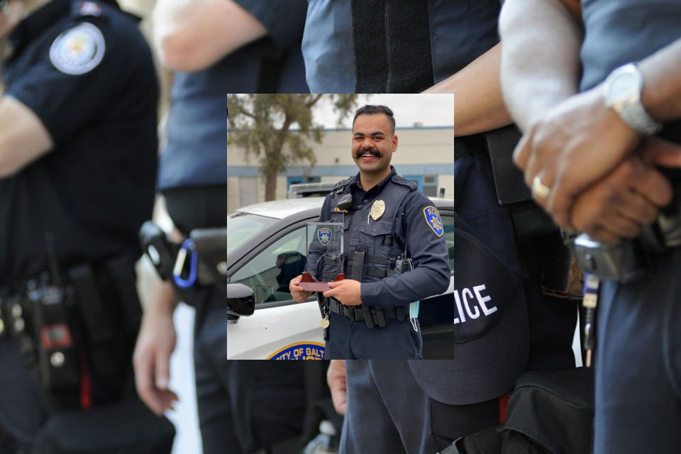 In Memory of Police Officer Harminder Grewal