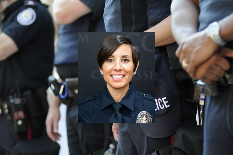 In Memory of Police Officer Michelle Gattey