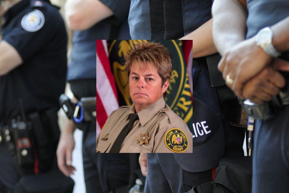 In Memory of Deputy Sheriff Teresa H. Fuller
