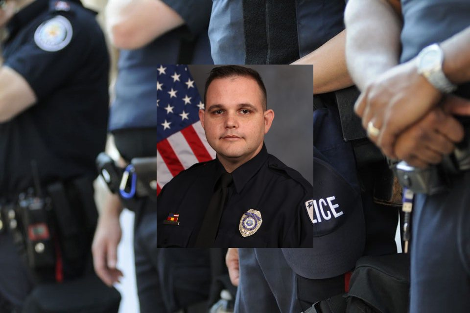 In memory of Police Officer Anthony Christopher Testa