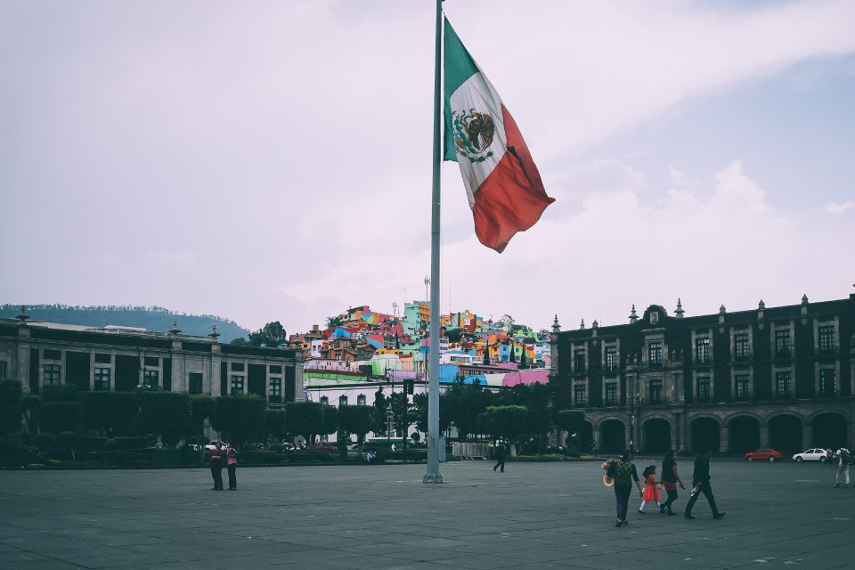 The Law, Mexico's data protection in the private sector